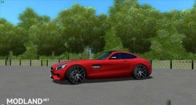 Mercedes-Benz AMG GTS [1.5.0], 1 photo